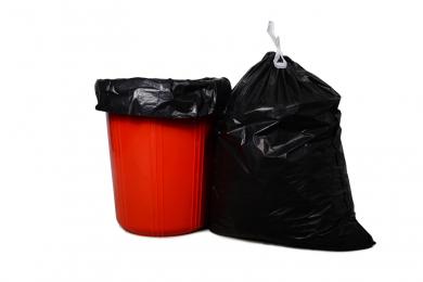 Özel Ebat Büzgülü Çöp Torbası